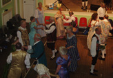 Wednesday evening folk dancing at Holloway 3