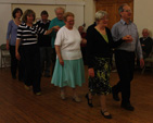 Wednesday evening folk dancing at Holloway 6